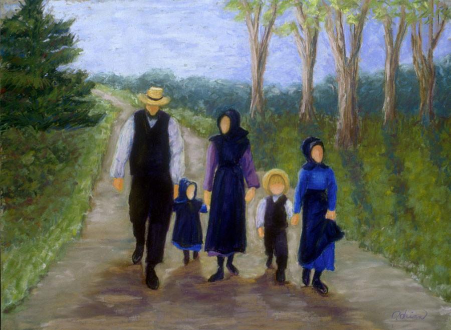 Becoming Amish